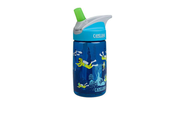 Camelbak Eddy Kids Water Bottle 400ml Scuba