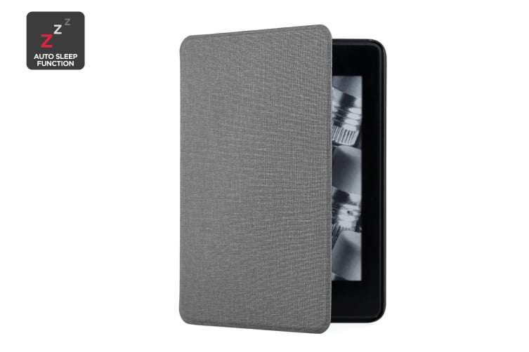 Smart Magnetic Case for Amazon Kindle Paperwhite 2018 (Grey)
