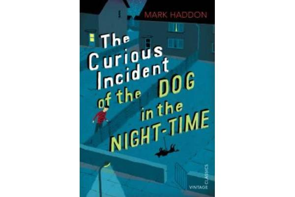 The Curious Incident of the Dog in the Night-time - Vintage Children's Classics