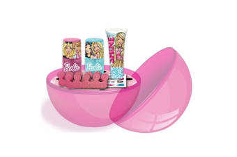 Barbie Girls Party Surprise In A Ball Mystery Make-up Cosmetic Kit/Set Assorted