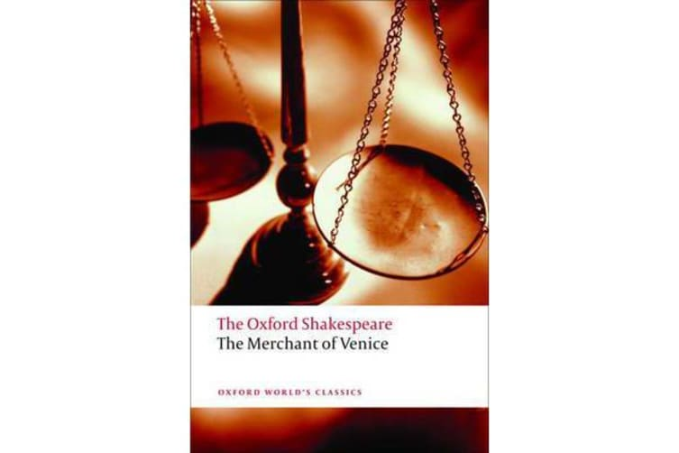 The Merchant of Venice - The Oxford Shakespeare