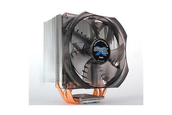 ZALMAN CNPS10X Optima 2011 Low-noise Sharks Fin Blade CPU Cooler that has powerful cooling