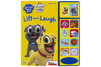 Puppy Dog Pals - Lift and Laugh Out Loud Sound Book