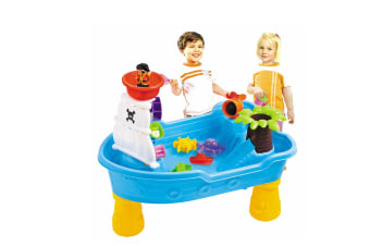 Kids Pirate Ship Sand and Water Table