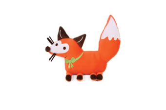 Storybook Fox Shape Cushion by Cubby House Kids