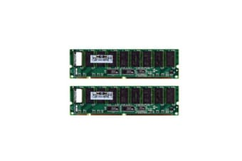 HP 1Gb PC2-5300F 667Mhz ECC FBD SR x8 CL5 240-Pin (2x512Mb) Memory Kit - Intel