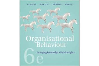 Pack Organisational Behaviour 6e (includes Connect, LearnSmart)