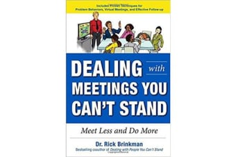 Dealing with Meetings You Can't Stand - Meet Less and Do More