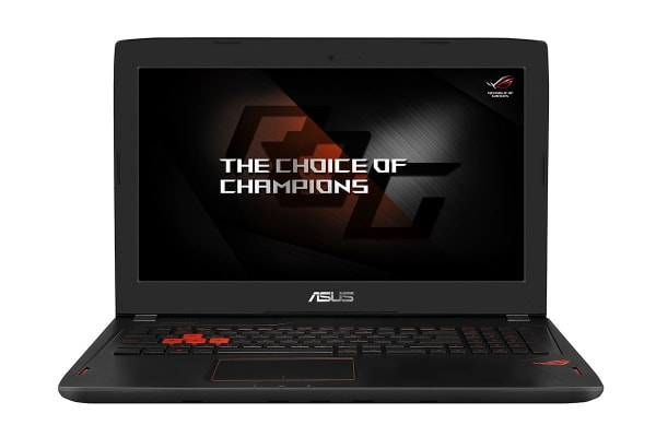 "ASUS 15.6"" ROG Core i7-7700HQ 16GB RAM 1TB HDD + 256GB SSD GTX 1060 6GB Full HD Notebook (GL502VM-FY165T)"