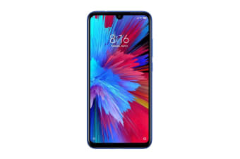 Xiaomi Redmi Note 7 (128GB, Blue) - Global Model