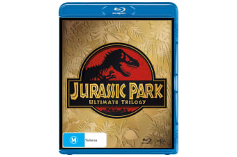 Jurassic Park Trilogy Collection Blu-ray Region B