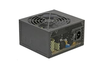 FSP Raider 650W 80+ Silver Ceritifed &gt 88 Efficiency 120mm Quiet Fan Desktop Retail PSU - MEPS