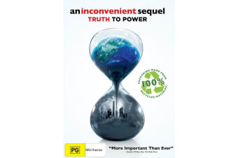 An Inconvenient Sequel Truth to Power DVD Region 4