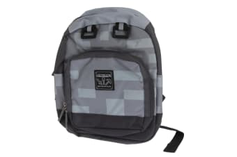 Minecraft Childrens/Kids Official Block Mini Backpack (Grey)