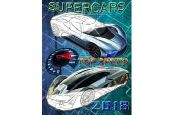 Supercars Top Speed 2018.