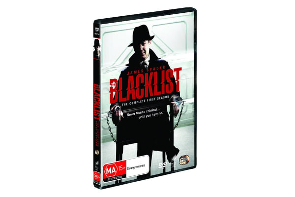 The Blacklist: The Complete First Season DVD