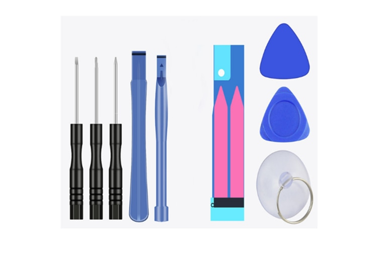 Battery For Iphone With Repair Tools Kits - 0 Cycle Battery Replacement Iphone8
