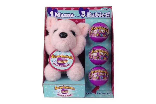 Surprizamals Mama & Babies (Assorted)