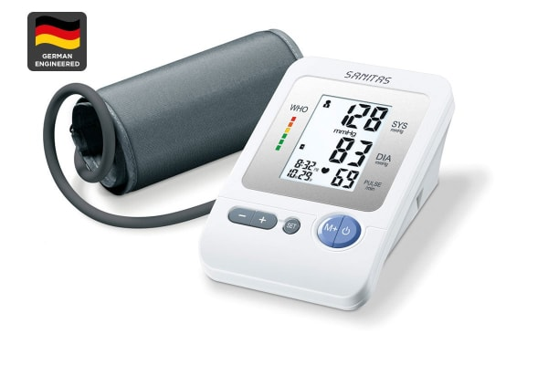 Sanitas Digital Upper Arm Blood Pressure Monitor (SBM21)