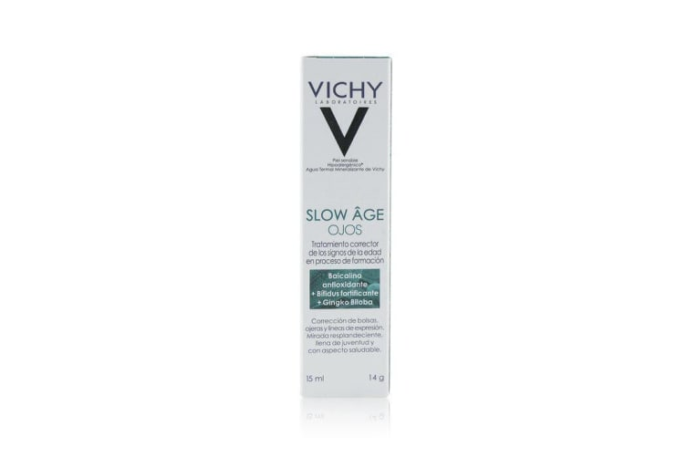 Vichy Slow Age Eye Cream - Targeted Care For Developing Signs of Ageing 15ml
