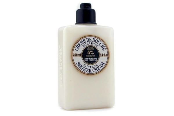 L'Occitane Shea Butter Ultra Rich Shower Cream (250ml/8.4oz)
