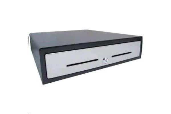 VPOS CASH DRAWER EC460 5 NOTE 10 COIN 24V D/GRY