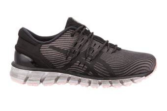 ASICS Women's Gel-Quantum 360 4 Running Shoe (Carbon/Black, Size 9)