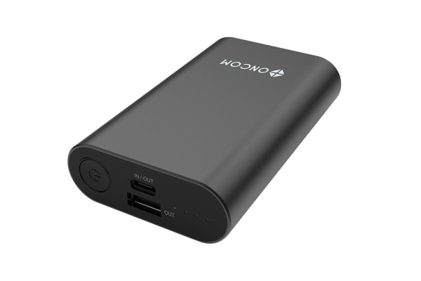 ONCOM 10000mAh Quick Charge 3.0 Power Bank
