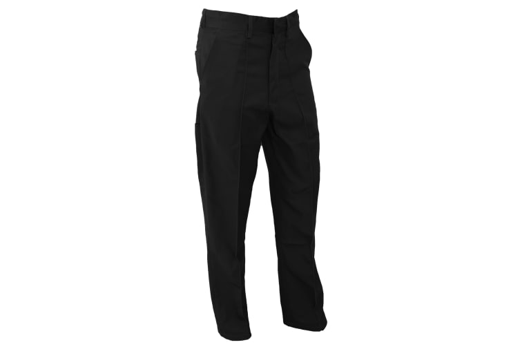 Dickies Redhawk Trouser (Regular) / Mens Workwear (Black) (42W x Regular)