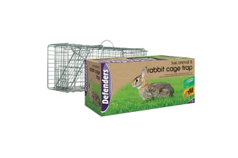 Defenders Rabbit Cage Trap (Metal) (One Size)
