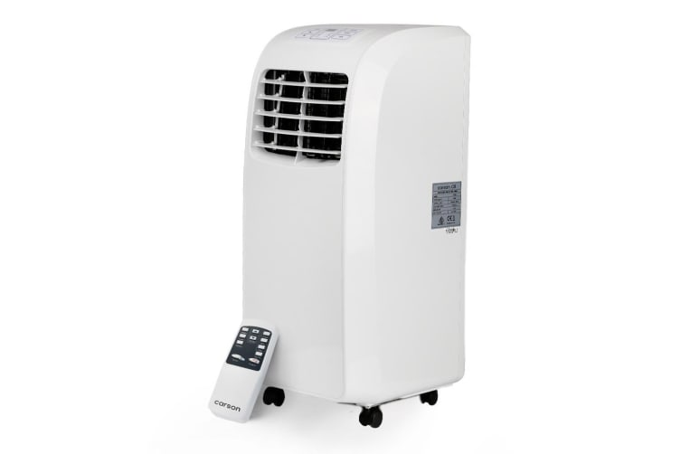 CARSON 4-in-1 Portable Air Conditioner Dehumidifier Fan Cooler Aircon 15000 BTU