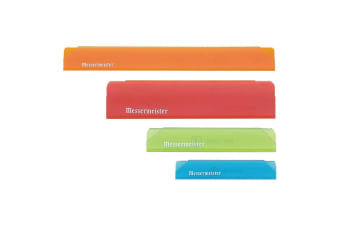 Messermeister Edge Guard 4pc Set-translucent