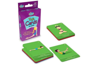 Yoga Cards Game by ThinkFun