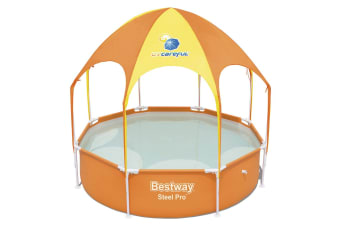 Bestway Steel Pro Play Pool (Yellow)