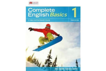 Complete English Basics 1 - 3rd ed Student Book + Online Workbook
