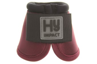 HyIMPACT Pro Over Reach Boots (One Pair) (Burgundy)