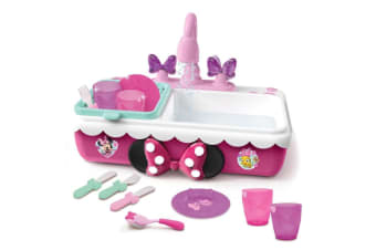 Minnie Mouse Happy Helpers Magic Sink Set