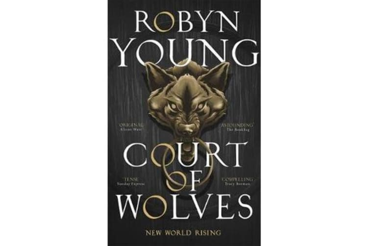 Court of Wolves - New World Rising Series Book 2