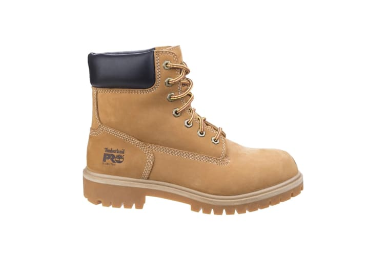 Timberland Unisex Adults Pro Direct Attach Lace Up Safety Boots (Wheat) (6 UK)