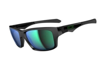 Oakley JUPITER SQUARED - Polished Black (Jade Iridium lens) Unisex Sunglasses