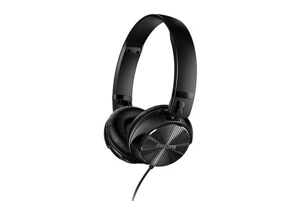 Philips Noise Cancelling On-Ear Headphones (SHL3850NC)