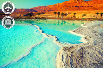 JORDAN: 11 Day Explore Jordan Tour Including Flights for Two
