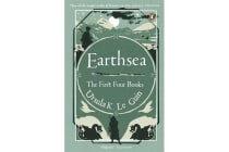 Earthsea - The First Four Books: A Wizard of Earthsea * The Tombs of Atuan * The Farthest Shore * Tehanu