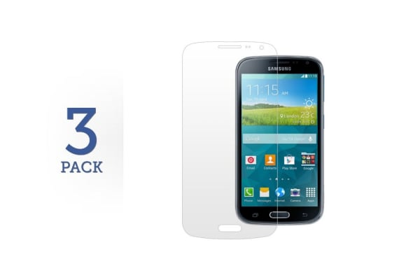 3 Pack Screen Protector for Samsung Galaxy K Zoom