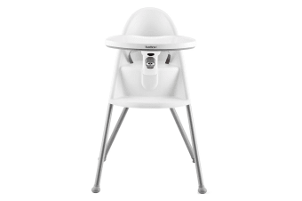 BabyBjorn High Chair (White/Grey)