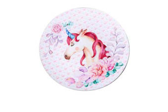 Kitchen Warehouse Summer Charger Plate 33cm Unicorn