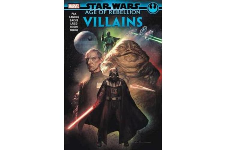 Star Wars - Age Of The Rebellion - Villains