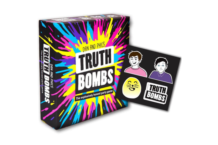 Dan and Phil's Truth Bombs Game