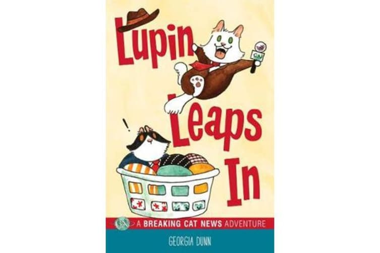 Lupin Leaps In - A Breaking Cat News Adventure