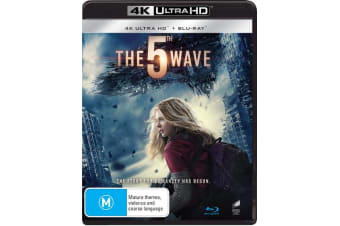 The 5th Wave 4K Ultra HD Blu-ray Digital Download UHD Region B